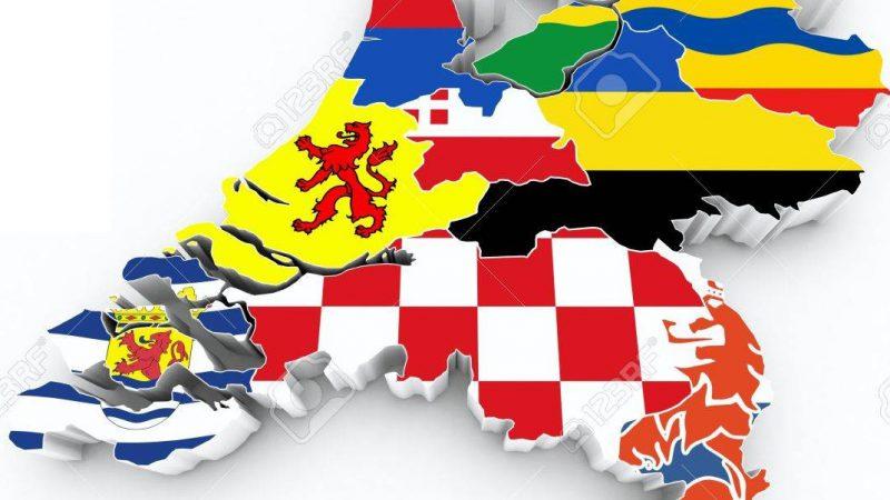 12 provinciën