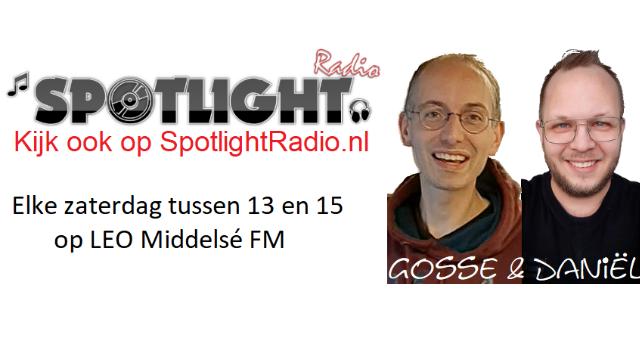 Welkom op SpotlightRadio.nl