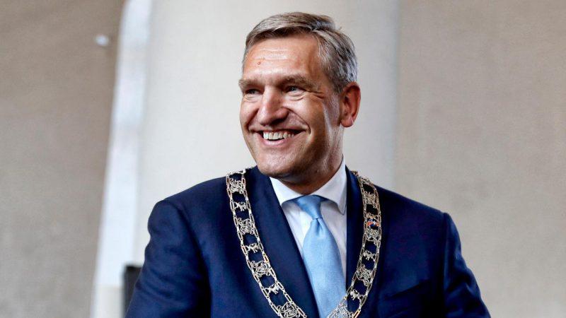 Burgemeester Buma