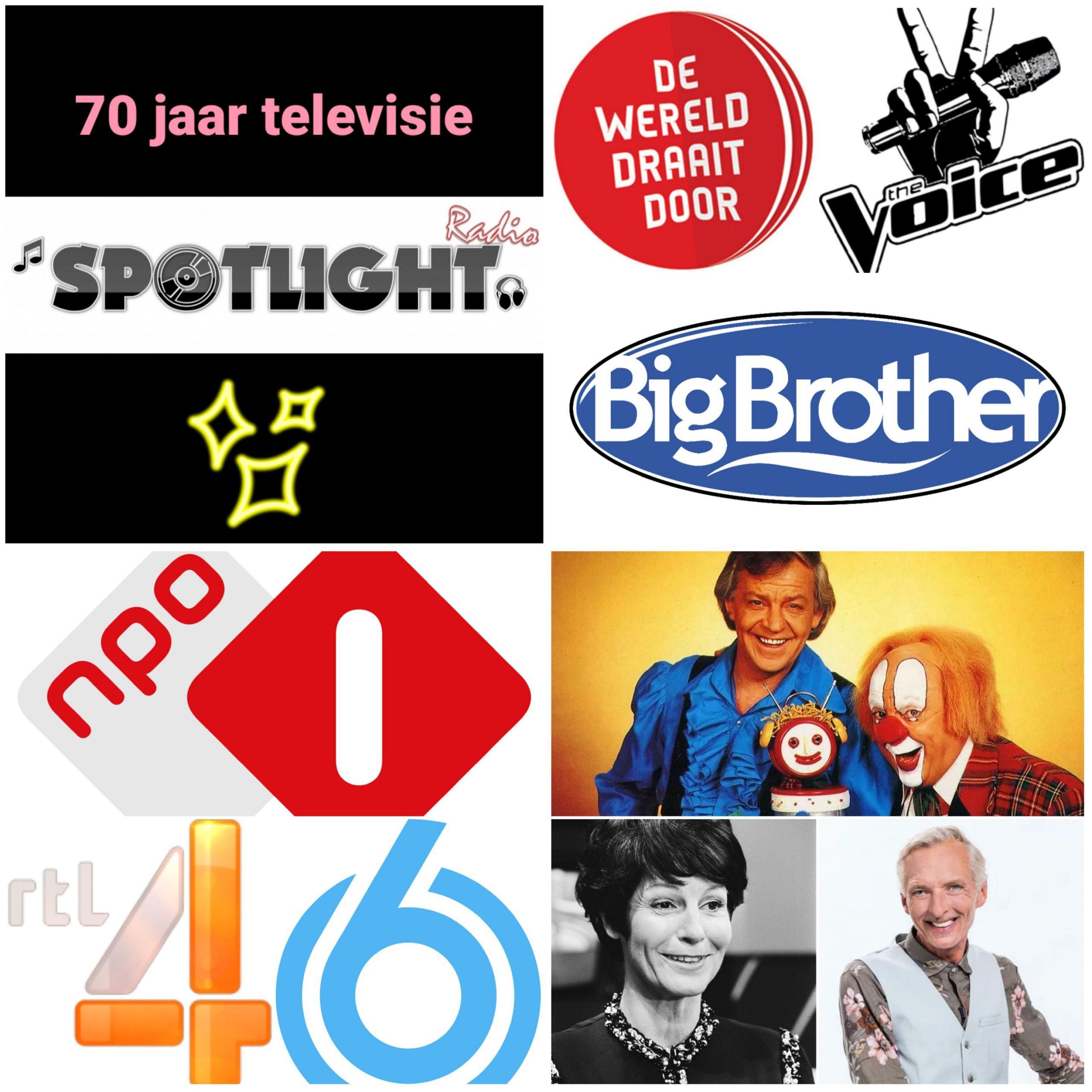 70 jaar TV – Tunes in de Spotlight